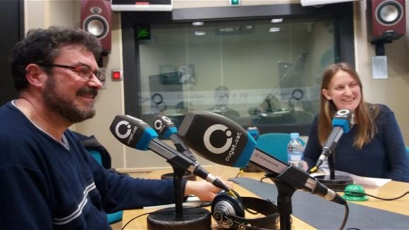 Joaquim Medina (AAVV Can Barata): 'El nostre objectiu és fer barri i integrar els nous veïns'