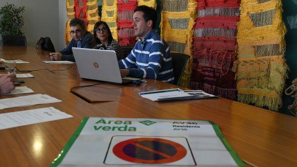 L'Ajuntament estudiarà implantar la zona verda a Can Magí