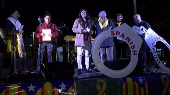 Òmnium i ANC s'adhereixen a l'Espai Demòcracia i Convivència per superar el 'bloqueig' a Catalunya