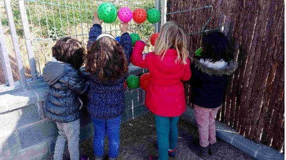 L'escola La Mirada ofereix aquest dimarts una jornada de portes obertes