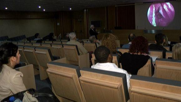 L'HUGC reuneix una trentena d'especialistes per abordar les novetats de l'otorrinolaringologia