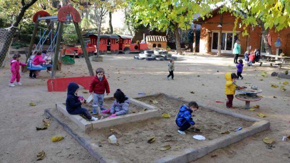 Les preinscripcions per a les escoles bressol municipals es podran fer del 2 al 15 de maig
