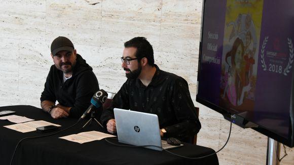 El certamen s'ha presentat en roda de premsa al Teatre-Auditori / Foto: Localpres