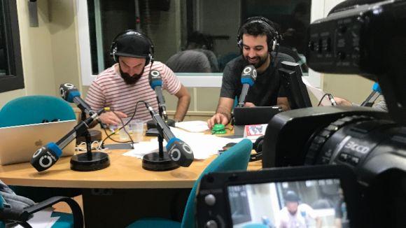 El Trocotón, Cristiano Ronaldo i el metro de Moscou, aquesta setmana a 'Anem Tard'