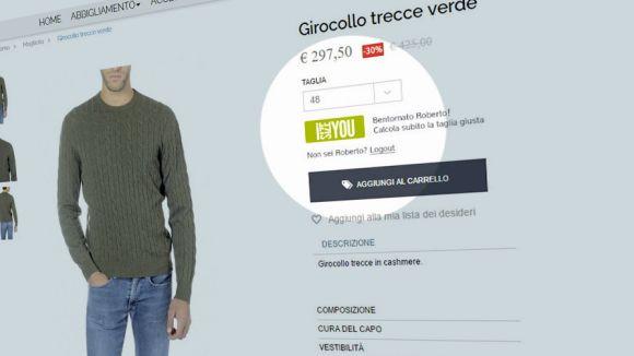 'I Size You', una aplicació per prendre mides del cos al comprar per internet, a 'El Pou'