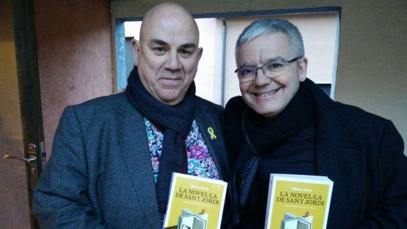 Màrius Serra: 'Sant Jordi és ideal perquè un assassí comenci a matar autors excessivament comercials'