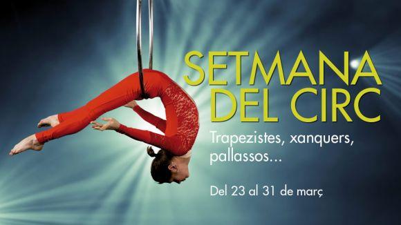 El centre comercial de Sant Cugat proposa una setmana farcida de circ
