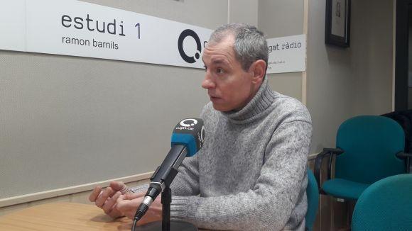 L'actor santcugatenc Carles Martínez