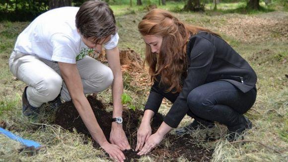 La Floresta acull aquest dissabte una iniciativa per empoderar nens i joves contra el canvi climàtic