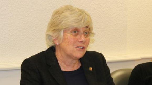 El Partit Nacional Escocès reclamarà al Consell d'Europa que protegeixi 'els drets a l'opinió política' de Ponsatí