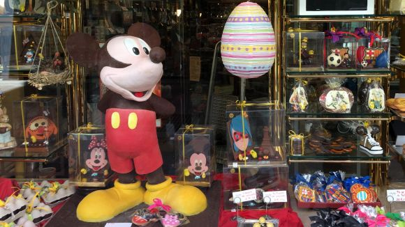 Tornen les Mones de Pasqua a les pastisseries de Sant Cugat