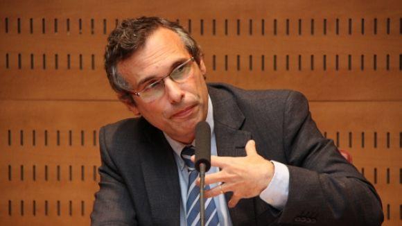 En llibertat el santcugatenc Josep Lluís Alay, un dels ocupants del vehicle de Puigdemont