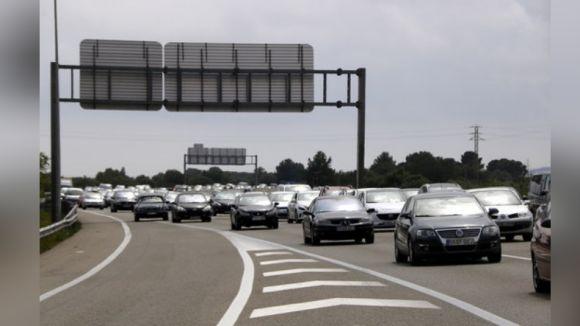 L'operació sortida de Setmana Santa mobilitzarà 625.000 vehicles
