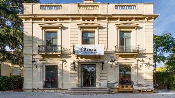 Obert un concurs per gestionar el nou servei de bar de l'Ateneu