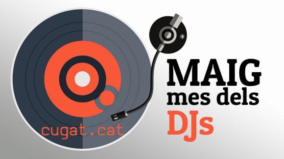El DJ Nerwest sona aquesta matinada a Cugat.cat