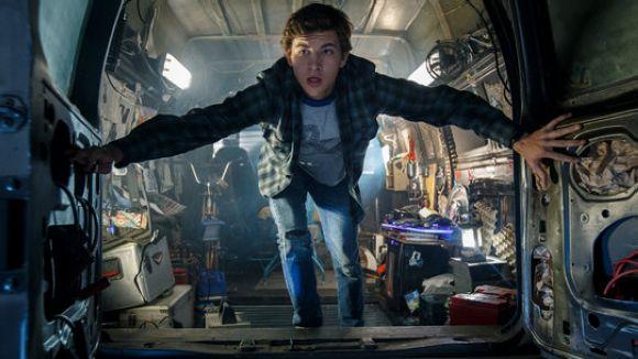 Steven Spielberg torna a la gran pantalla amb l'aventura d'acció 'Ready player one'