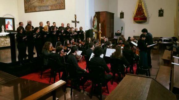 La Jove Orquestra de Cerdanyola actuarà al Monestir / Foto: JOC