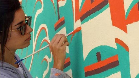 Not cies la casa de cultura estrena mural aquest for El mural avisos de ocasion