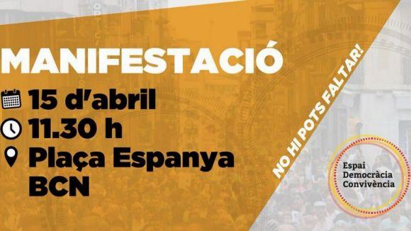 L'ANC de Sant Cugat ofereix autocars per anar diumenge a la manifestació de Barcelona