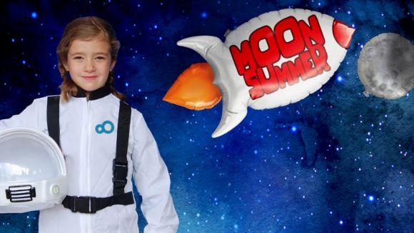 La Farga proposa el 'Moon Summer', un curs d'estiu en anglès obert també a infants de fora de l'escola