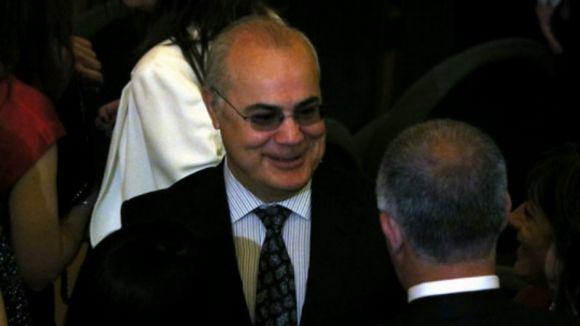 El jutge Pablo Llarena / Foto: ACN