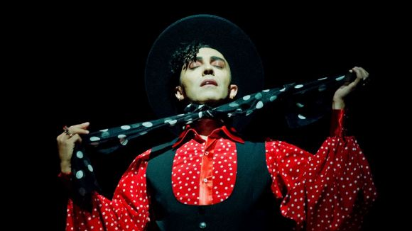 Ángel Ruiz és l'actor i l'escriptor de la dramatúrgia / Foto: Teatre-Auditori