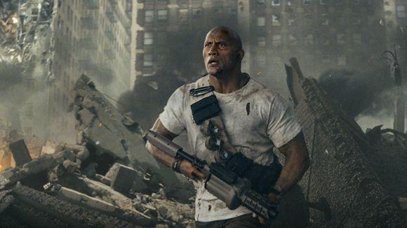 Dwayne Johnson torna a la gran pantalla en un film d'acció / Foto: IMDb