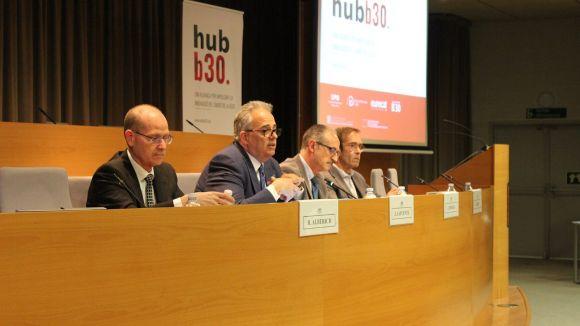 En marxa Hub b30, una eina per detectar i resoldre reptes d'innovació d'empreses i institucions
