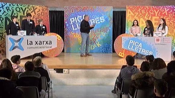 El Viaró s'enfronta a l'Institut l'Estatut de Rubí a la segona entrega del 'Pica Lletres'