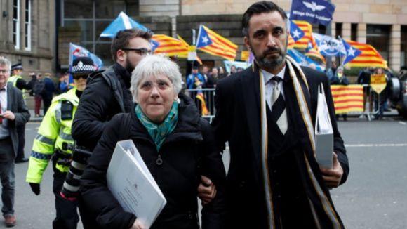 La justícia escocesa dóna més temps per decidir sobre l'euroordre de Ponsatí