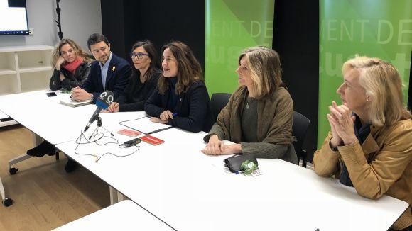 Conesa torna a obrir la porta del govern a ERC-MES tot i el 'menysteniment' dels republicans