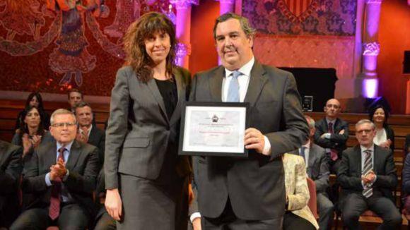 L'Hospital Universitari General de Catalunya, premi Avedis Donabedian a l'excel·lència en qualitat