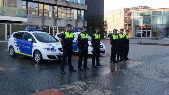 El PP vol arribar als 120 agents de Policia Local a Sant Cugat