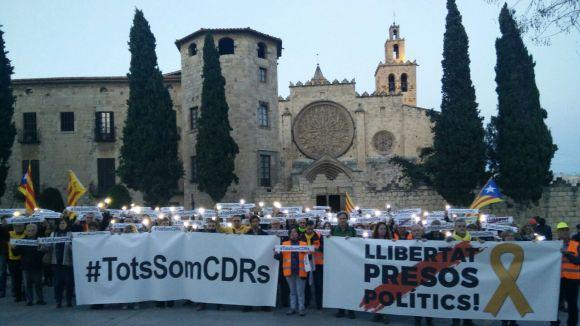 La xerrada recollirà experiències sobre repressió a Catalunya