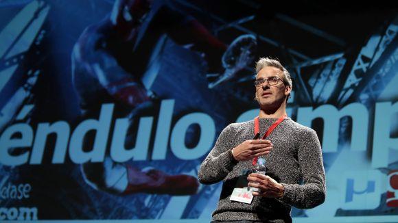 David Calle: 'Hem resolt 300.000 dubtes en dos anys a alumnes de tot el món'