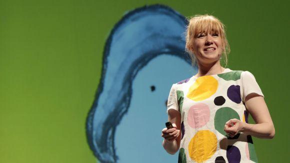 Linda Liukas: 'Per als nens, programar serà tan important com llegir i escriure'