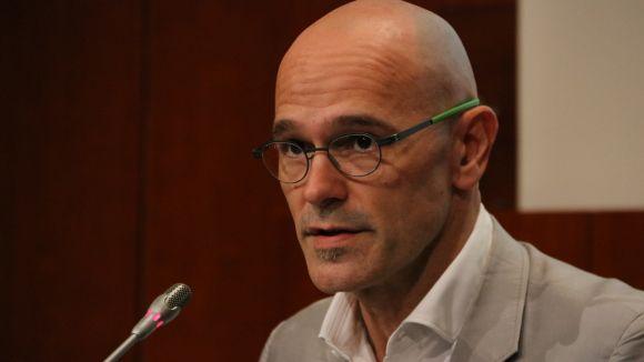 Romeva recrimina a Llarena que 'no és legítim' judicialitzar el procés