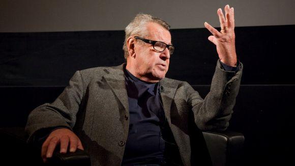 El director Milos Forman /Imatge:cc