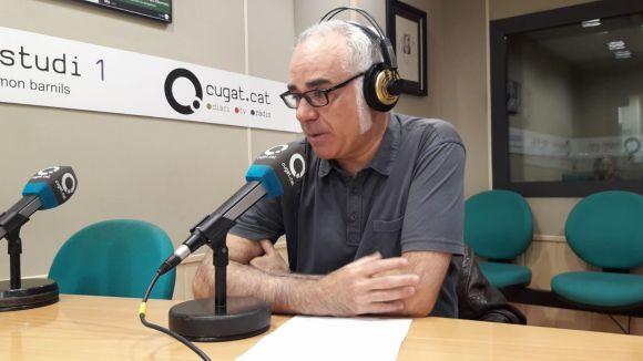 L'historiador local José Fernando Mota