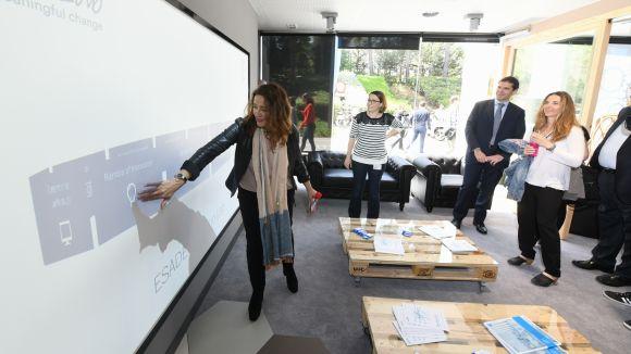 Esade Creàpolis inaugura la Rambla de la Innovació amb el repte de 'construir un ecosistema innovador'