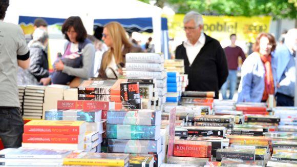 Sant Jordi és una de les dates bones per a les llibreries / Localpres