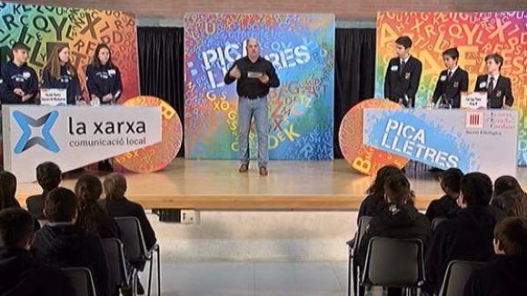 El Viaró s'enfronta a l'escola Nostra Senyora de Montserrat de Rubí a la tercera entrega del 'Pica Lletres'