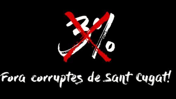 La plataforma es donarà a conèixer aquesta tarda / Foto: Sant Cugat Lliure de Corrupció