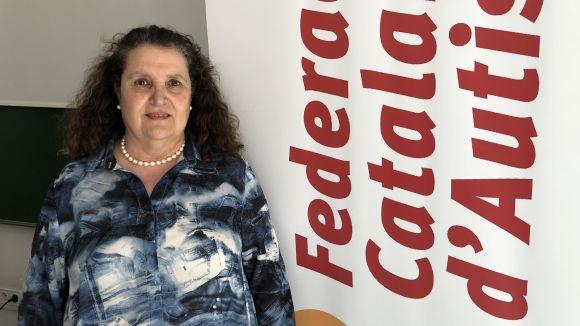 Rosa Serrano: 'Les sèries de tv només mostren un tipus molt determinat de TEA'