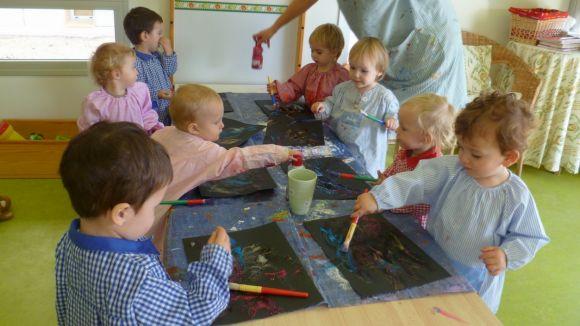 L'escola bressol de Valldoreix dóna a conèixer el seu projecte educatiu