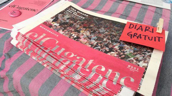 'Monogràfics ElCugatenc' surt a la llum a Sant Cugat per Sant Jordi