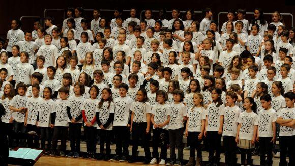 Cantata de l'edició anterior / Foto: Teatre-Auditori