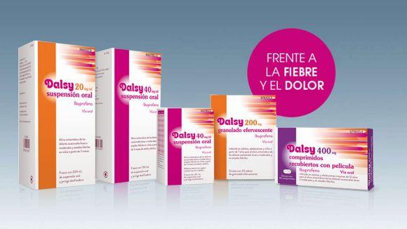 Les farmàcies suspenen la venda de Dalsy per un error en el prospecte