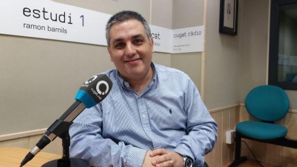 Miquel Jiménez (president CPA): 'En el món andalusista no hi ha res millor que la Feria de Abril'