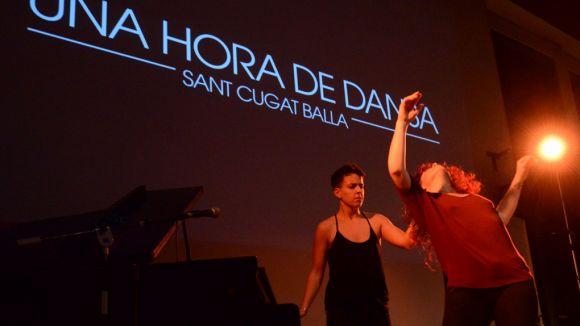 Sant Cugat Balla: 'Una hora de dansa'
